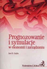 Prognozowanie i symulacje w ekonomii - okładka książki