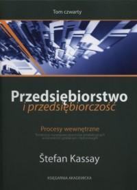 Przedsiębiorstwo i przedsiębiorczość. - okładka książki