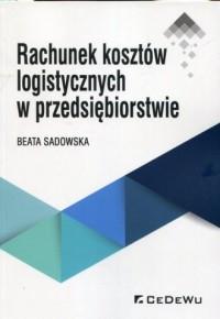 Rachunek kosztów logistycznych - okładka książki