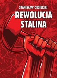 Rewolucja Stalina - okładka książki