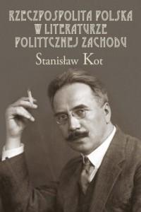 Rzeczpospolita Polska w literaturze - okładka książki