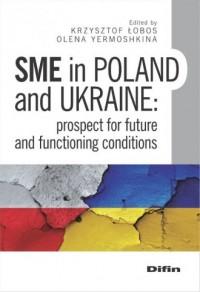 SME in Poland and Ukraine. Prospect - okładka książki