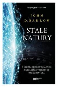 Stałe natury. O liczbach skrywających najgłębsze tajemnice Wszechświata - okładka książki