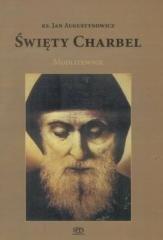 Święty Charbel. Modlitewnik - okładka książki