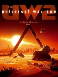 Universal War Two. Tom 1 - okładka książki