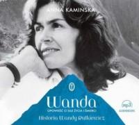 Wanda. Opowieść o sile życia i - pudełko audiobooku