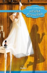 Wesoła rozwódka - okładka książki