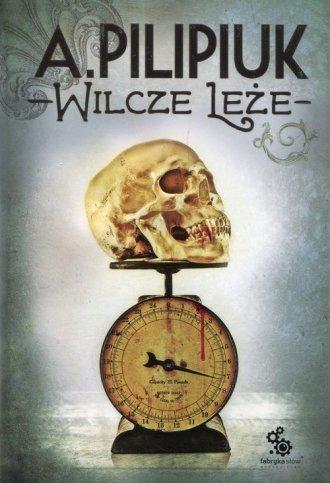 Wilcze leże - okładka książki