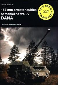 152 mm armatohaubica samobieżna - okładka książki