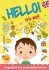 Angielski dla przedszkolaków Hello! Its me! - okładka podręcznika