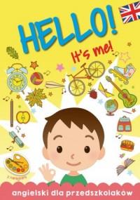 Angielski dla przedszkolaków Yes! I like it! - okładka podręcznika