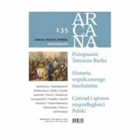 Arcana nr 135 - okładka książki