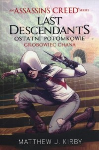 Assassins Creed Last Descendants - okładka książki