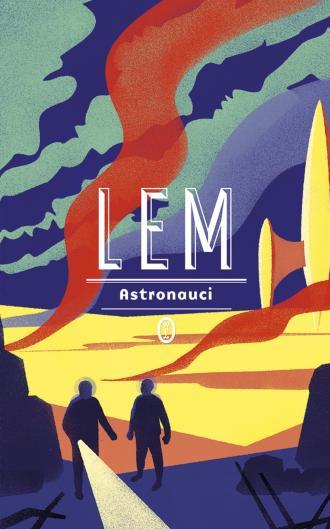Astronauci - okładka książki