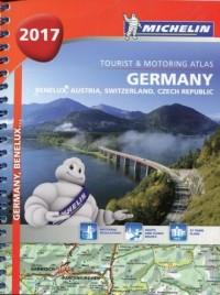 Atlas Germany 2017 - okładka książki