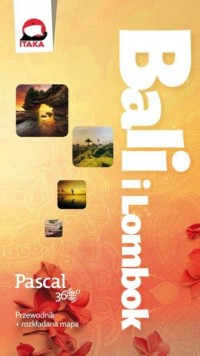 Bali i Lombok Pascal 360 stopni - okładka książki