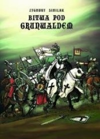 Bitwa pod Grunwaldem - okładka książki