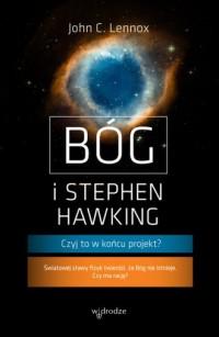 Bóg i Stephen Hawking. Czyj to w końcu projekt? - okładka książki