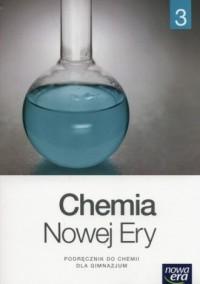 Chemia Nowej Ery 3. Gimnazjum. Podręcznik - okładka podręcznika