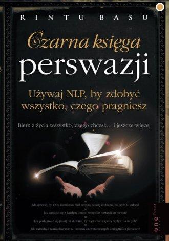 Czarna księga perswazji. Używaj - okładka książki