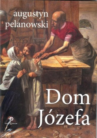 Dom Józefa - okładka książki