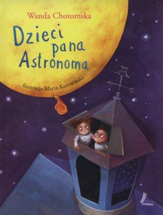 Dzieci Pana Astronoma - okładka książki