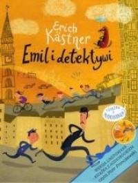 Emil i detektywi (+ audiobook) - okładka książki