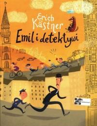 Emil i detektywi - okładka książki