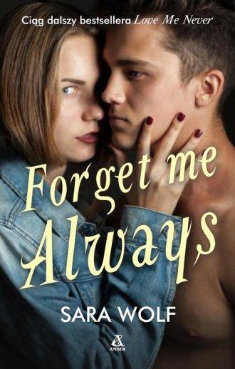Forget Me Always - okładka książki