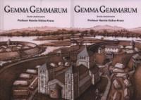 Gemma Gemmarum. Tom 1-2. Studia dedykowane Profesor Hannie Kóčce-Krenz - okładka książki
