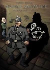 Historie okupacyjne - okładka książki