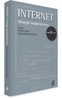 Internet. Strategie bezpieczeństwa - okładka książki