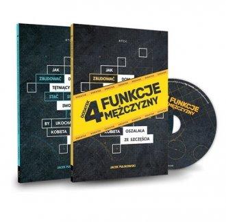 Jak zbudować dom + 4 funkcje mężczyzny. - pudełko audiobooku