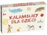 Kalambury dla dzieci - Wydawnictwo - zdjęcie zabawki, gry