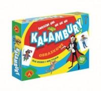 Kalambury obrazkowe - Wydawnictwo - zdjęcie zabawki, gry