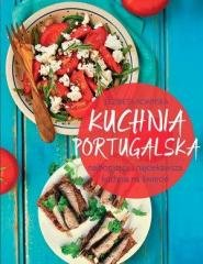 Kuchnia portugalska - okładka książki