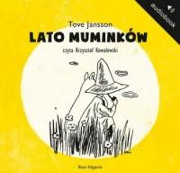 Lato Muminków - Tove Jansson - pudełko audiobooku