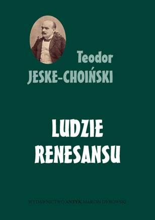 Ludzie Renesansu - okładka książki