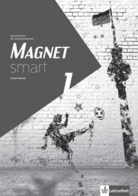 Magnet Smart 1. Szkoła podstawowa. Ćwiczenia - okładka podręcznika