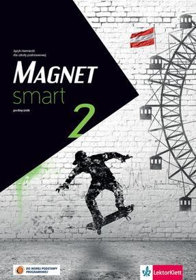 Magnet Smart 2. Szkoła podstawowa. - okładka podręcznika