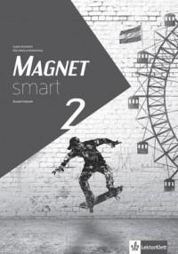 Magnet Smart 2. Szkoła podstawowa. Zeszyt ćwiczeń - okładka podręcznika
