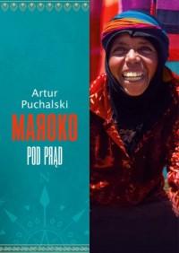 Maroko pod prąd - okładka książki