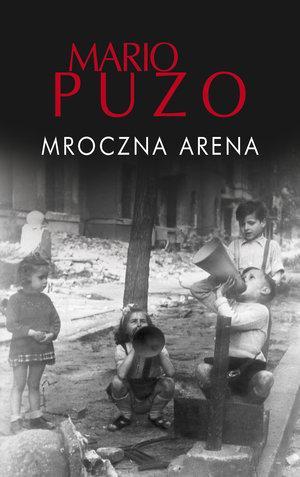 Mroczna arena - okładka książki