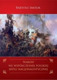 Naród we współczesnej polskiej - okładka książki