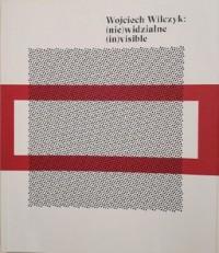 (nie)widzialne (in)visible - okładka książki