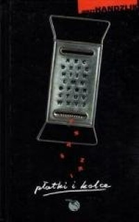 Płatki i kolce - okładka książki