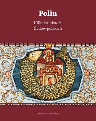 Polin. 1000 lat historii Żydów - okładka książki