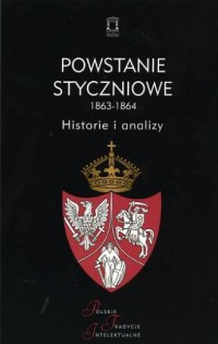 Powstanie styczniowe 1863-1864. - okładka książki
