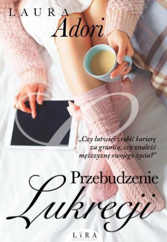 Przebudzenie Lukrecji - okładka książki