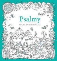 Psalmy. Książka do kolorowania - okładka książki